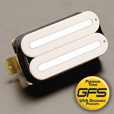KP - GFS Power Rails- Crushing power, Killer Tone, White - Kwikplug™ Ready