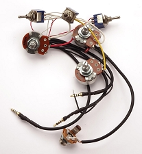 Kwikplug Single Coil Wiring Harness, Fits