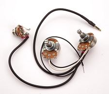 Kwikplug P Bass Wiring Harness- PRE-SOLDERED Drop-In