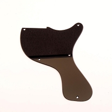 LP Junior Style Gloss Black Pickguard