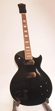 Set-Neck Special - Gloss Finished, Black.