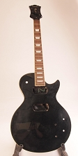 Set-Neck Special - Gloss Finished, Black,