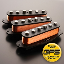 Premium Alnico Pickups, Fits Strat®- Our Best Vintage - Kwikplug™ Ready