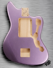 XGP Professional Offset Body Purple Haze Metalflake