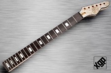 XGP Professional Double Cutaway Style Neck Rosewood REAL PEARL SHELL