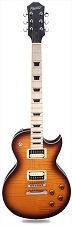 XV-500 Carved Top Flamed Vintage Sunburst Maple Fingerboard