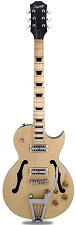 Xtrem Equipped XV-570 Maple Fingerboard Minitrons Flamed Clear Gloss