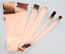 Copper Guitar Cavity Shielding Kit