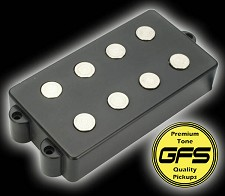 GFS MM Pro Music Man size pickup- MAXIMUM string response!