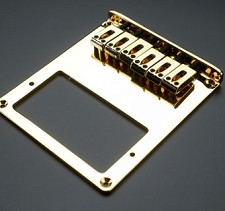 Gold Humbucker Bridge, Fits Modern Tele®