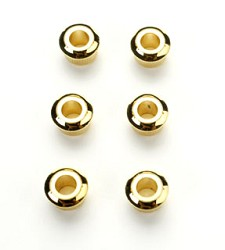 Gold Vintage Tuner Conversion Bushings