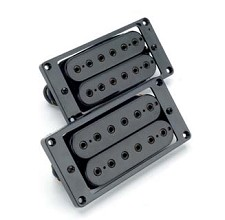 HOT Hex Overwound Humbuckers- Matched Pair- BLOWOUT!!