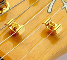 Pair Gold Butterfly String Trees Complete -Fits Strat®