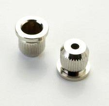 Nickel Vintage Spec. String Ferrules, Fits Tele®/Hardtail