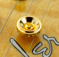 Vintage Gold Circular String Retainer - Fits Tele®