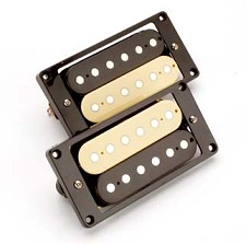 Zebra Humbuckers- Matched Pair BLOWOUT!!
