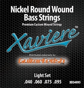 Xaviere Nickel Round Wound BASS Strings