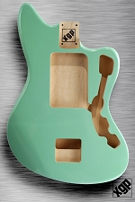 XGP Professional Offset Body Surf Green
