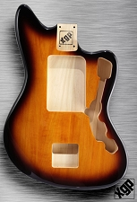 XGP Professional Offset Body Vintage Sunburst