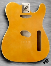 XGP Professional Tele® Body Butterscotch Solid Swamp Ash
