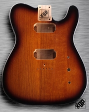 XGP Professional Single-Cutaway Solid Alder Body 2 Humbuckers Vintage Sunburst