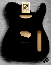XGP Professional Tele Body Black