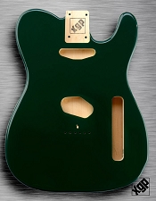 XGP Professional Tele Body British Racing Green