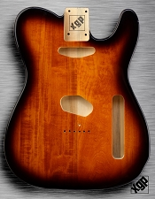 XGP Professional Single-Cutaway Body Vintage Sunburst
