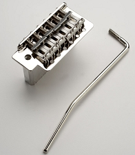 XGP Brand 10.5mm spaced Tremolo with Titanium block and saddles