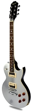 NEW! XV-500 Carved Top Flamed maple Metallic Silver Top