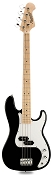 PB Bass Alder Body Maple Neck Gloss Black Maple Fingerboard
