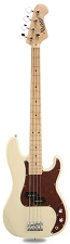 PB Bass Alder Body Maple Neck Gloss Ivory Maple Fingerboard