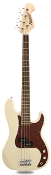 PB Bass Alder Body Maple Neck Vintage Ivory Rosewood Fingerboard