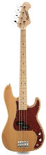 PB Bass Alder Body Maple Neck Vintage Natural Maple Fingerboard