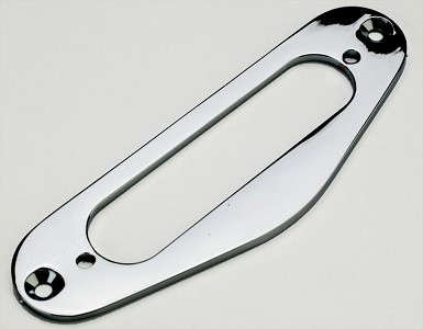 Telecaster® Neck Pickup Chrome Trim Ring