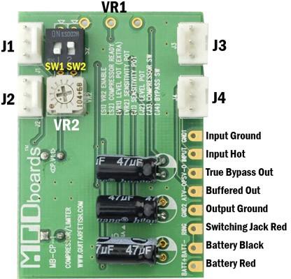 OPTICAL ANALOG Compressor/Limiter- COMPLETE Install kit