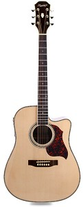 XV_130SCE - Cutaway Acoustic-Electric, Solid Spruce Top, Mahogony back and sides
