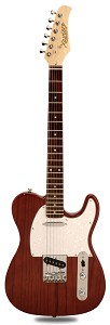 "XV-820 Solid Ash ""Honey Ash"" Finish Rosewood Fingerboard"