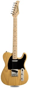 XV-820 Solid Ash Butterscotch maple Neck