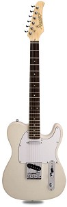 Lowered Price! XV-820 Alder Vintage Cream Rosewood Fingerboard