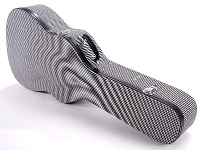 "PREMIUM Cloth ""1969 Camaro RS Houndstooth""Case fits Dreadnaught- OUR BEST!"