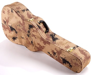 "PREMIUM Cloth ""Desert Storm"" Camo Case fits Dreadnaught- OUR BEST!"