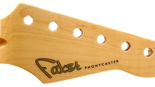 "Waterslide Decal ""Faker Phonycaster"""