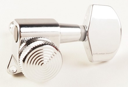 Sperzel Style Locking Tuners 3x3 Chrome