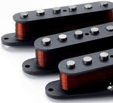 1963 Strat® Overwound Wound Professional Series Pickups