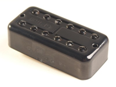 BLEM - GF'Tron Modern Lead Black Hottest Alnico V Pickups fits Filter'Tron - BRIDGE POSITION