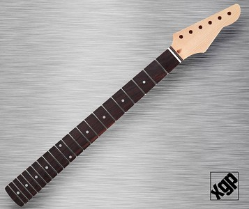 XGP Professional Strat® Style Neck Rosewood Fingerboard Vintage Amber Gloss