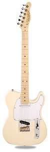"PRO820 Vintage Cream Solid Alder GFS ""Tele"" PIckups Maple"