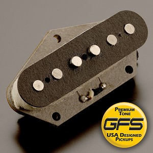 63 Vintage Wound Professional Series Bridge Pickup 6.3K - Fits Tele®