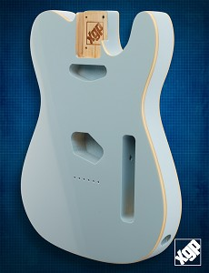 XGP Premium Alder Double Bound TE Body Sonic Blue